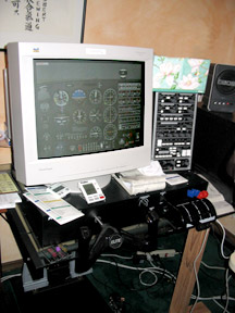 JRE's Elite Simulator, Berkeley 2004